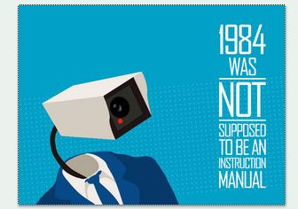 1984 was not supposed to be an instruction manual!